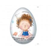 """Gapchinskaya"" chocolate egg with a surprise ""yoga collection of"" 6/24, 20g"