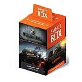 "Sweet Box ""World of Tanks"" gummies and toys"