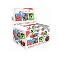 SURPRISE CHOCOLATE EGG DISNEY AND PIXAR STUDIO with 3D TOY INSIDE