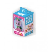 DISNEY Palace Pets SweetBox Fruit jelly with a 3d toy in a box as Kinder Surprise Egg with Toy Inside