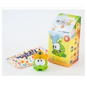Cut the Rope 2 SweetBox Fruit jelly with a 3d toy in a box as Kinder Surprise Egg with Toy Inside
