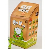 Cut the Rope SweetBox Fruit jelly with a 3d toy in a box as Kinder Surprise Egg with Toy Inside