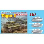 Танк Pz.Kpfw.VI Ausf.E Tiger I