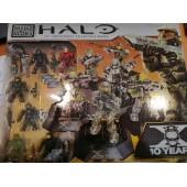 Хало набор игрушек Halo 10 years