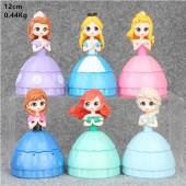 Шар-ЛОЛ Принцессы Диснея LOL куколки в юбках