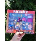 Роблокс Фигурки Roblox для девочек Малышки-Байкерши