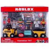 Набор фигурок Роблокс  Операция ТНТ Roblox игровой набор