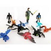 Набор игрушек Как приручить дракона фигурки Dragons