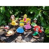 Набор игрушек из мультфильмов