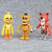 Фигурки героев игры