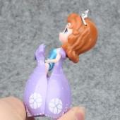 Фигурки Принцесс со смеными платьями 6 штук