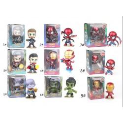 Фигурки героев Мстителей СOS