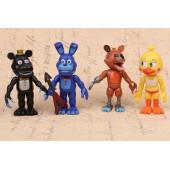 Фигурки героев игры Пять ночей с Фредди 12 штук