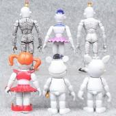 Фигурки героев игры Пять ночей с Фредди 6 штук