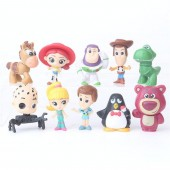 Фигурки героев мультфильма История игрушек 10 штук