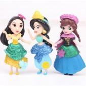 Фигурки принцесс 12 штук