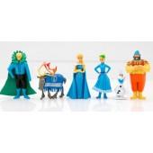 Фигурки героев мультфильма Холодное сердце6 штук