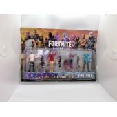 Фигурки Фортнайт Fortnite  в подарочном блистере 4 шт герои игры  Форт найт  Fort nite